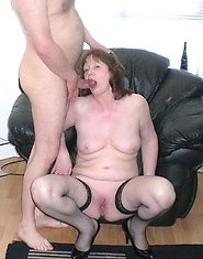 A mom couple in blowjob pictures