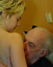 she fucks this old man so hard