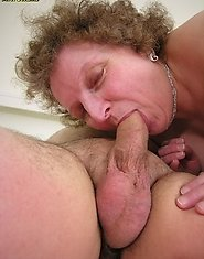 This mature couple loves having sex all day long
